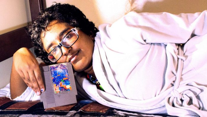 Tribuna Arkade: jovem com objetofilia planeja casar-se com um cartucho de Tetris