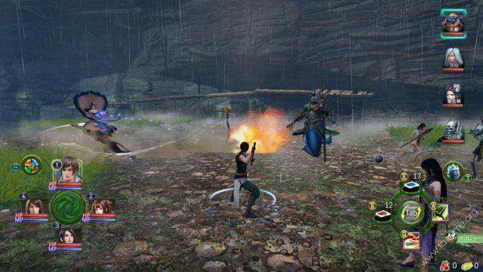 Análise Arkade: Xuan Yuan Sword - The Gate of Firmament