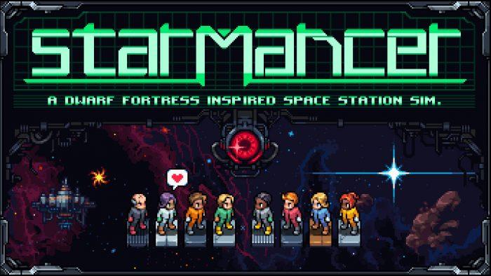 Starmancer: Conheça e jogue agora a demo desse interessante simulador de estação espacial