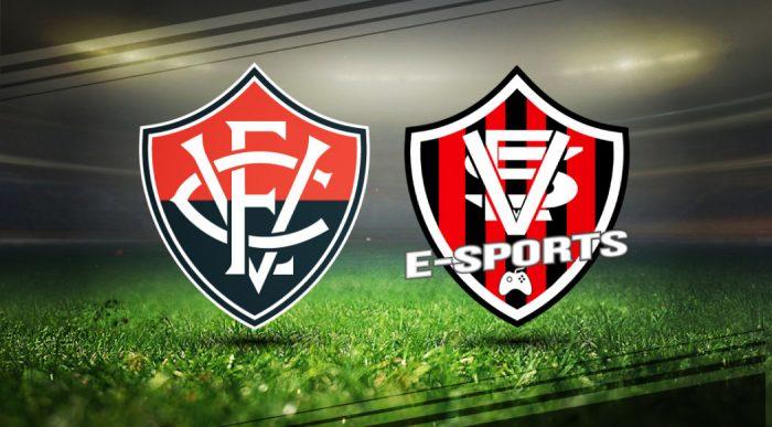 Vitória anuncia seu projeto de eSports e sua equipe de FIFA 18