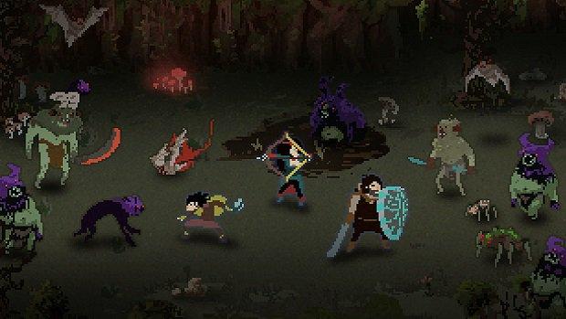 Children of Morta: cace monstros em família neste belo game em pixel art