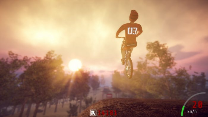 Análise Arkade: Descenders é velocidade e adrenalina em ladeiras procedurais