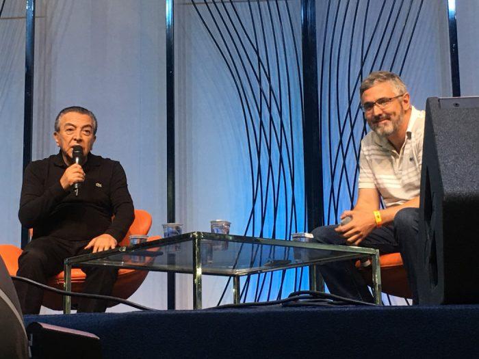 Campus Party 2018 - Mauricio de Sousa comenta sobre os novos projetos da Turma da Mônica
