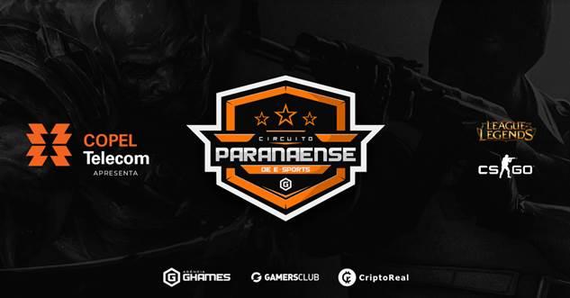 Circuito Paranaense de eSports reunirá jogadores de LoL e CS:GO com R$15 mil em prêmios