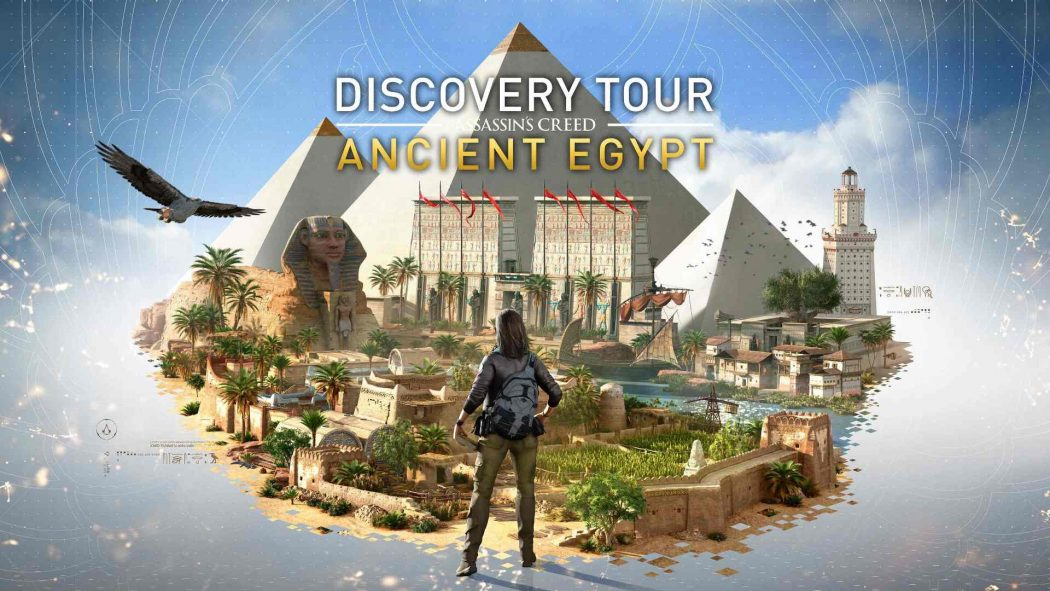 Assassin's Creed: Origins - Veja como funcionará o modo educativo The Discovery Tour