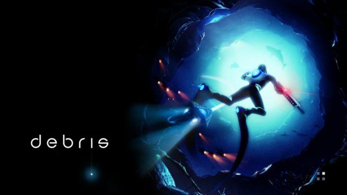 Análise Arkade: Debris traz psicose, escuridão e sobrevivência submarina para 2 jogadores