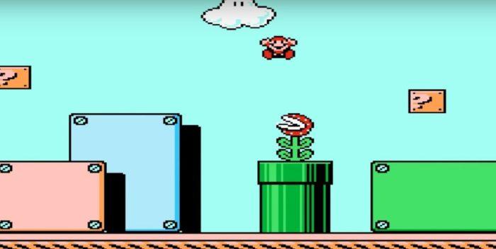 """Infográfico - As 45 maneiras diferentes que o Mario pode """"escolher"""" para morrer"""