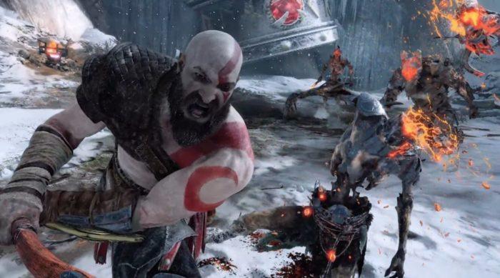 God of War ganha vídeo com mais de 15 minutos de gameplay!