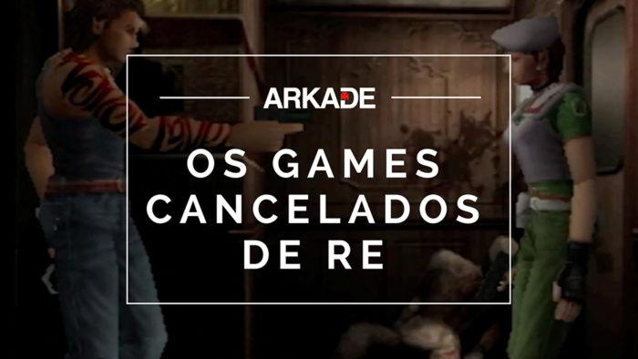 RetroArkade - Os jogos cancelados de Resident Evil