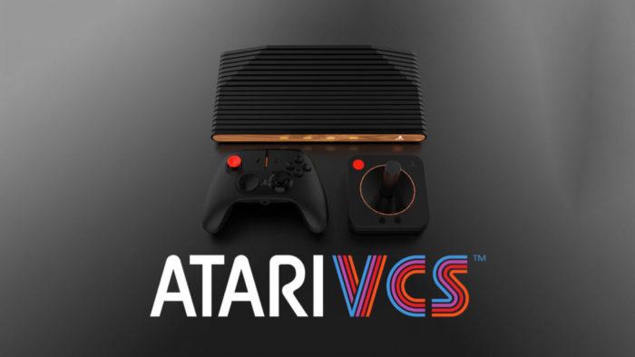 Já temos algumas informações sobre o Atari VCS para compartilhar com você!