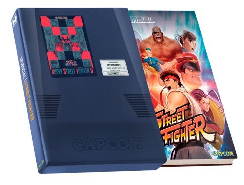 Livro brasileiro é o maior sobre Street Fighter no mundo, e conta com apoio da CAPCOM