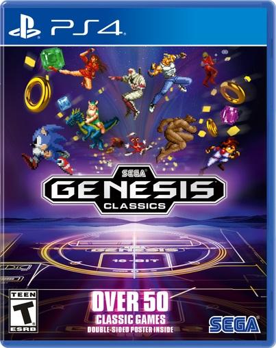 Sega Genesis Classics: vaza trailer de coletânea com mais de 50 clássicos do Mega Drive