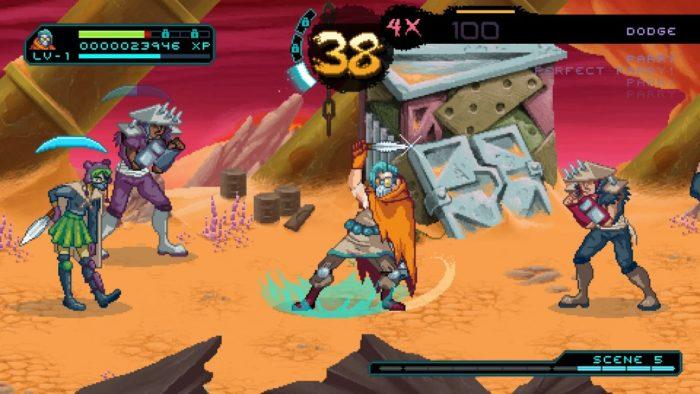 Análise Arkade: Way of the Passive Fist mistura beat 'em up com ritmo em clima de arcade
