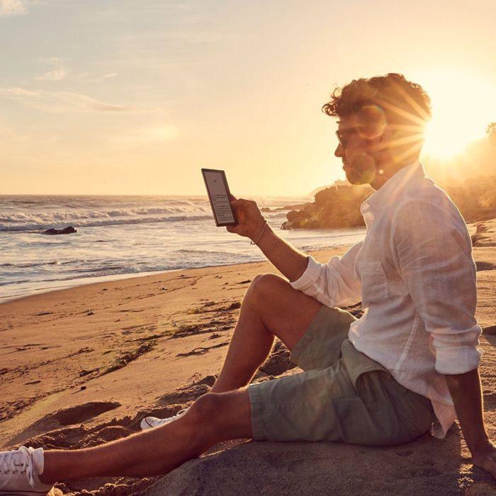 Testamos o novo Kindle Oasis, o e-reader mais completo da Amazon