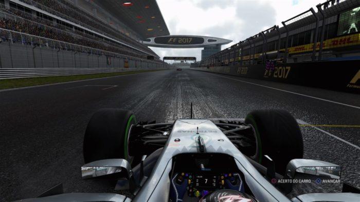 De 6º para 3º com pneus de chuva em pista quase seca: Como é a primeira seletiva da F1 Esports Series