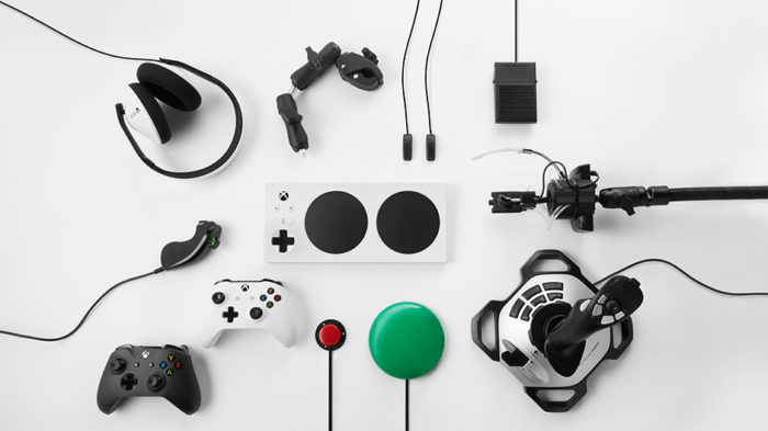 Microsoft anuncia controle adaptável para gamers com necessidades especiais