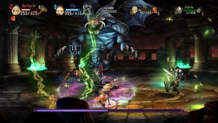 Análise Arkade: Dragon's Crown Pro não traz muitas novidades, mas ainda é um jogaço