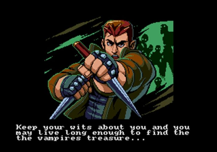 Vem aí Crypt of Dracula, um novo dungeon crawler... para o Mega Drive!