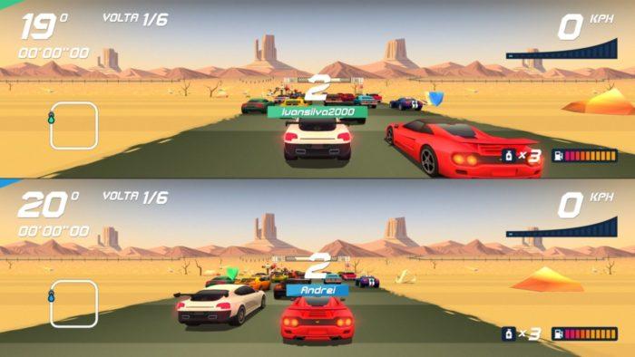 Análise Arkade - Horizon Chase Turbo segue fazendo lenda com seu espírito de Top Gear