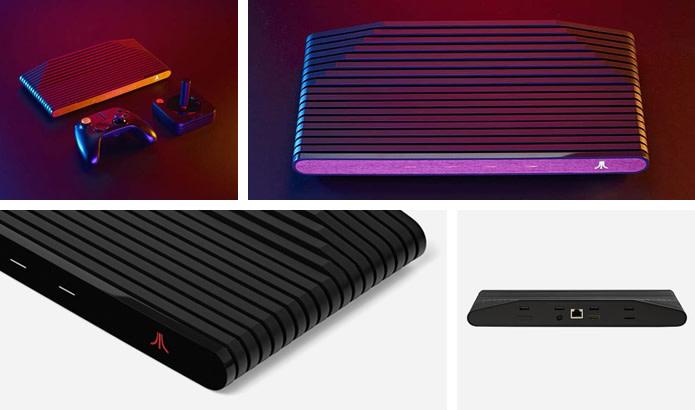 """O Atari VCS já está em pré-venda, com direito a """"edição de colecionador"""""""