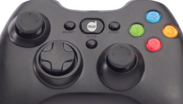 Testamos - Dual Shock Combat da Dazz, controle bom, bonito e barato para jogos de PC