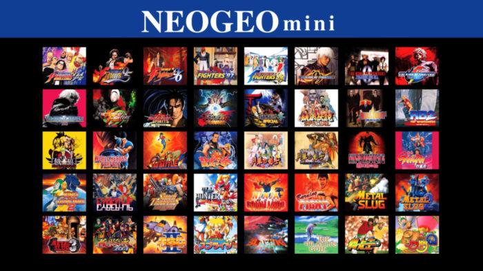 O Neo Geo Mini já tem data para ser lançado (no Japão)