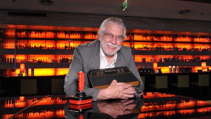 BGS 2018 - Nolan Bushnell, cofundador da Atari, é o novo convidado confirmado do evento
