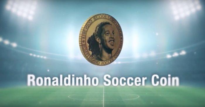 A criptomoeda do Ronaldinho Gaúcho quer desenvolver a Realidade Virtual e o eSport