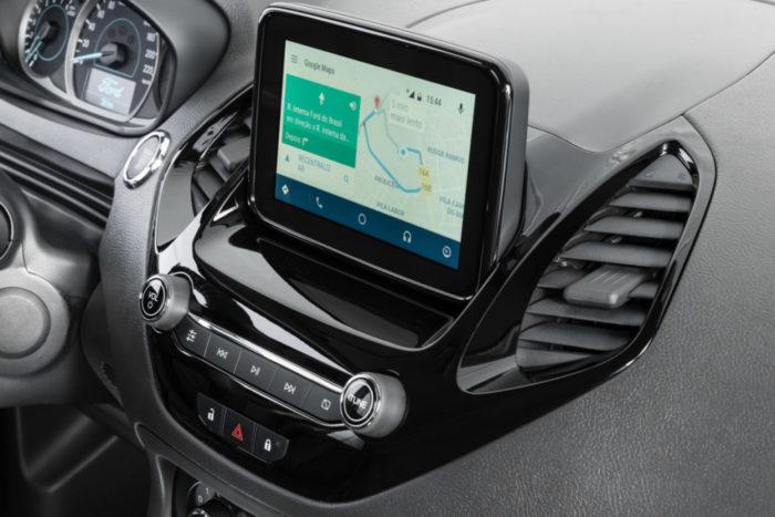 Com SYNC 3, Ford Ka 2019 amplia a tendência dos carros conectados