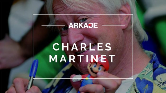 Brasil Game Show 2018 - Conheça a história de Charles Martinet, a icônica voz de Mario