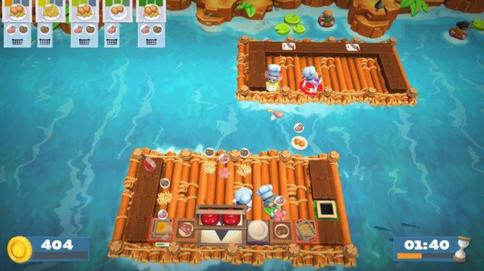 Análise Arkade: Overcooked 2 segue a receita do caos e da diversão multiplayer