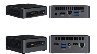 MiniPCs Intel