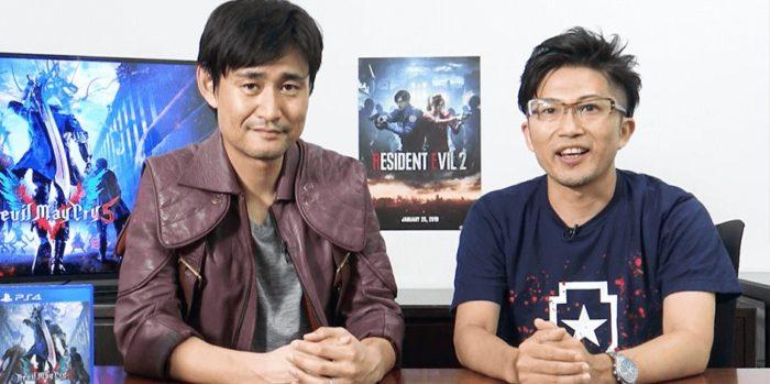 Produtores de Resident Evil 2 e de Devil May Cry 5 estarão na BGS 2018
