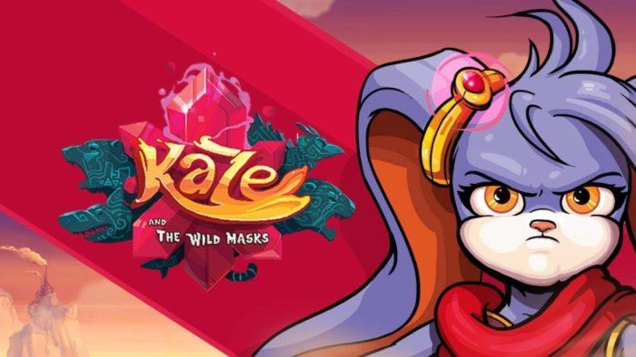 Preview Arkade: jogamos Kaze and the Wild Masks, game brasileiro que homenageia os clássicos dos 16-bits