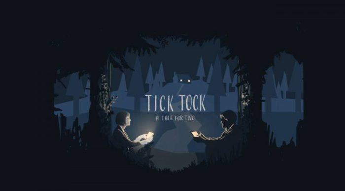 Tick Tock: A Tale for Two é um interessante puzzle game que demanda 2 jogadores
