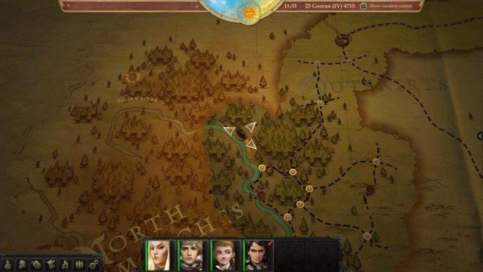 Análise Arkade: Pathfinder: Kingmaker traz o RPG de mesa para o videogame
