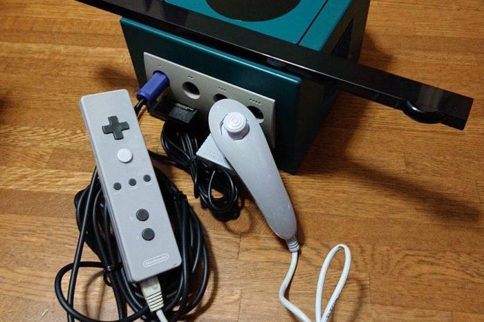 Protótipo do WiiMote com cabos e conexão ao Gamecube é vendido em leilão