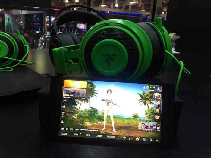 BGS 2018: Jogamos com o Razer Phone 2, o celular extremo para games