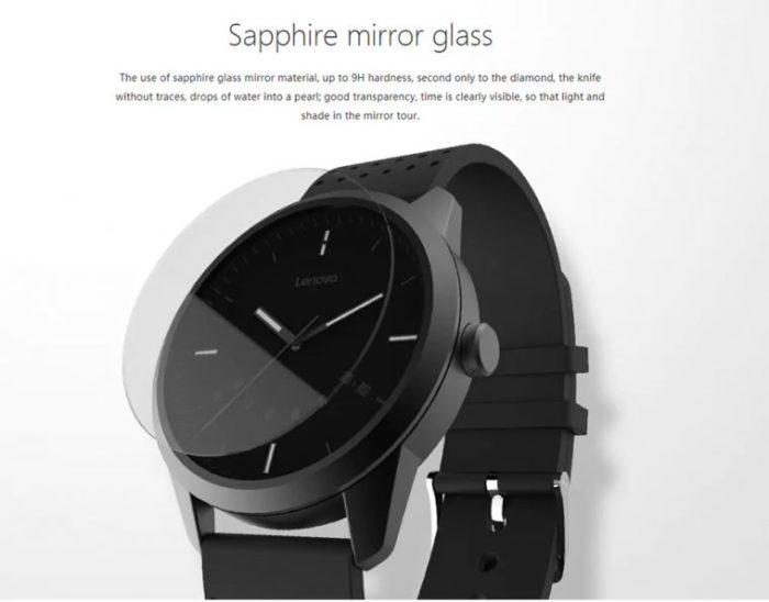 Testamos o LeNovo Watch 9, um relógio inteligente cheio de recursos