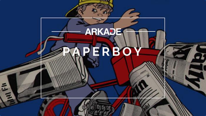 RetroArkade: Paperboy e seu desafio da entrega perfeita de jornais