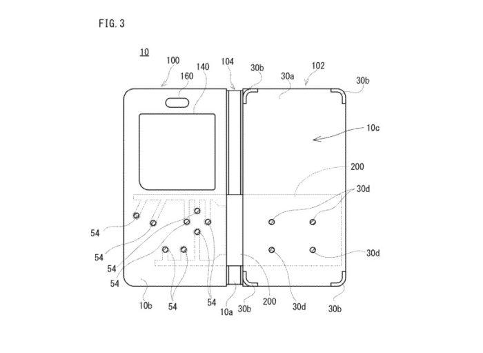 Nintendo registra patente para case que transforma smartphone em Game Boy