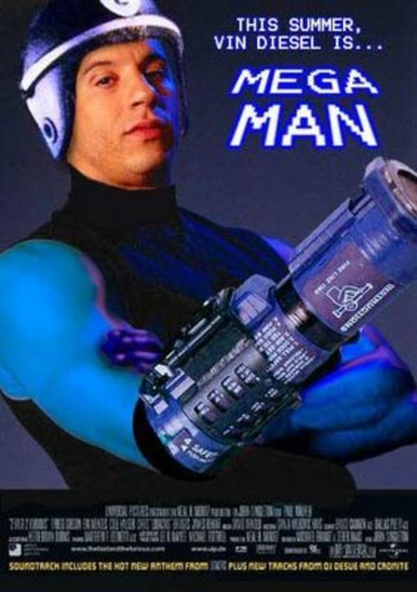 Capcom anuncia um filme em live action de Mega Man produzido por Hollywood