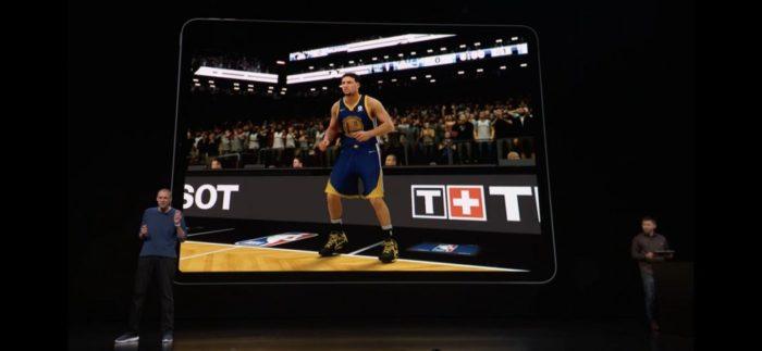 A Apple quer fazer de seu iPad Pro um rival para Playstation 4 e Xbox One