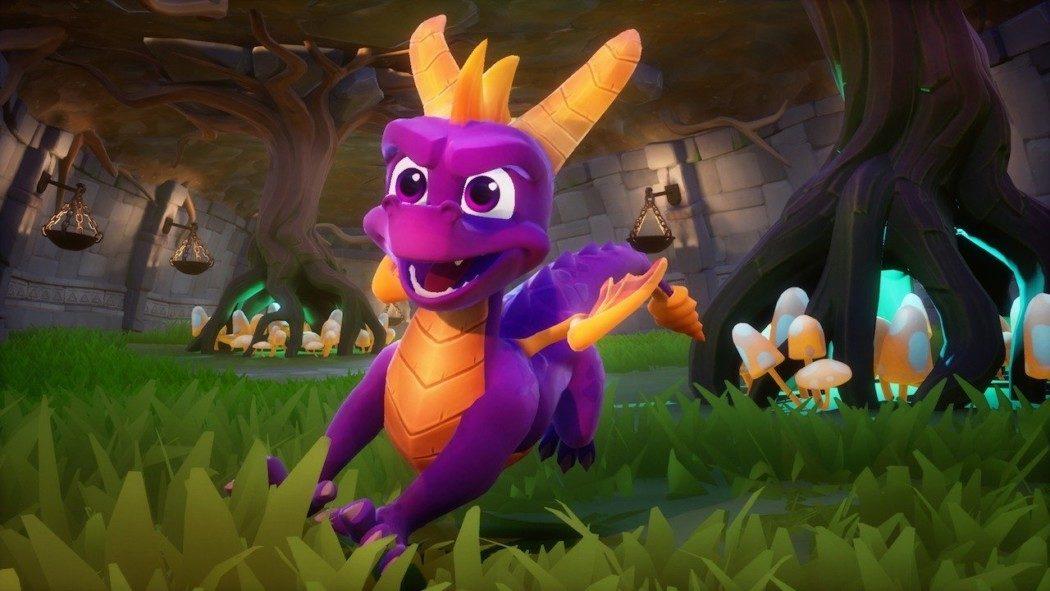 BGS 2018: Jogamos Spyro: Reignited Trilogy com toda a sua nostalgia!