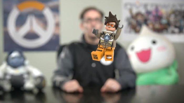 Lego vai lançar kits de montar oficiais de Overwatch!