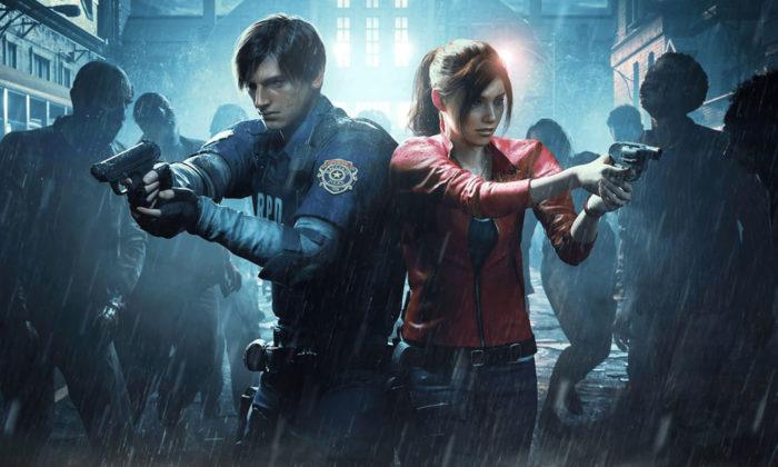 BGS 2018: Jogamos as demos de Claire e Leon em Resident Evil 2 Remake