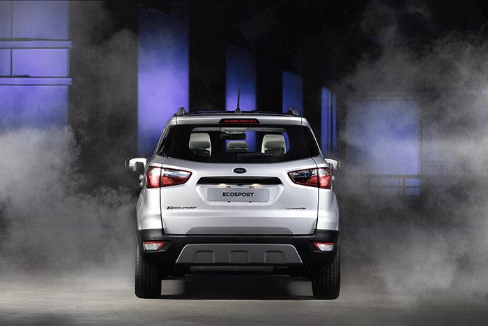 Salão do Automóvel 2018: Com tapete especial para cadeirantes, Ford traz várias tecnologias úteis