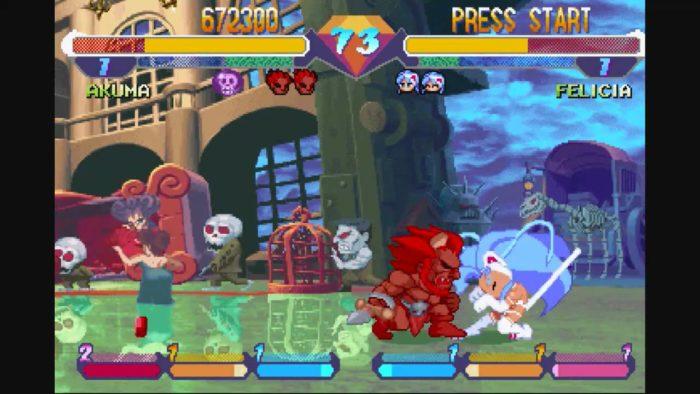 RetroArkade: Pocket Fighter é briga de criança com estilo de gente grande