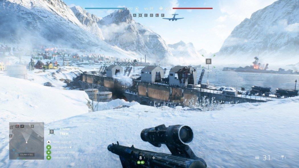 Análise Arkade: Battlefield V leva a série de volta à Segunda Guerra Mundial