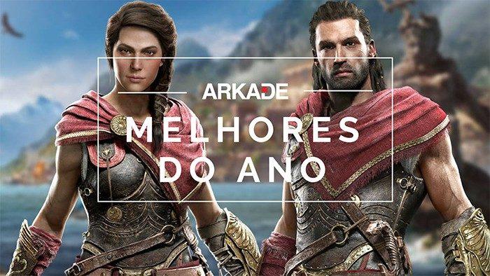 Melhores do Ano Arkade 2018: Assassin's Creed Odyssey